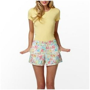 Lily Pulitzer State of Mind Shorts 6